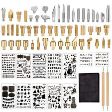 Wood Burning Soldering Accessories Pyrography Pen Tips Carving Embossing Craft