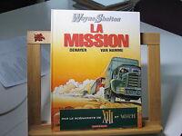 WAYNE SHELTON T1 EO2001 TBE/TTBE LA MISSION DENAYER VAN HAMME