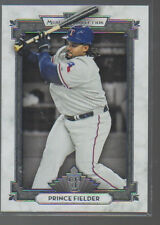 PRINCE FIELDER 2014 TOPPS MUSEUM COLLECTION  CARD #53