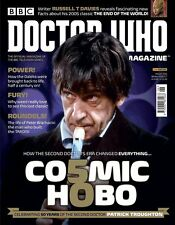 Doctor Who Magazine #506: Second Doctor 50th Annivesary, Patrick Troughgton etc