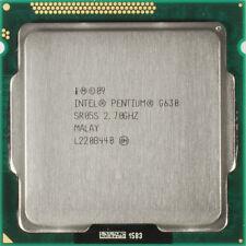CPU PROCESSORE INTEL PENTIUM G630 2.70GHZ SOCKET 1155 DUAL CORE SR05S