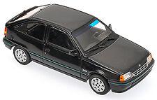 Opel Kadett E 3-door Schrägheck Facelift 1989-91 schwarz black metallic 1:43