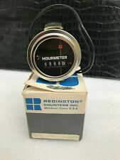 *NEW IN BOX* REDINGTON COUNTERS - 7500-008 - DC ELECTROMECHANICAL HOUR METER