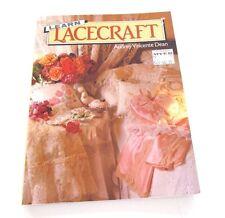 Learn LACECRAFT Audrey Vincente Dean
