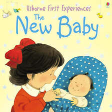 Usborne First Experiences New Baby Mini Edition by Anna Civardi (Paperback, 2005)