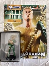 Eaglemoss Dc Super Heroes Collection Issue # 31 Aquaman