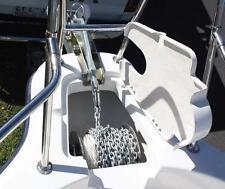 1000watt Drum anchor winch+ROPE+CHAIN+FREE BOW SPRIT+WIRING LOOM+SWIVEL+++++