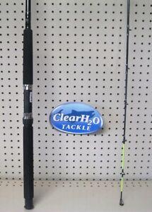 OKUMA CLASSIC PRO CPM-90M-CT 9' CHARTRUESE TIP TROLLING RODS