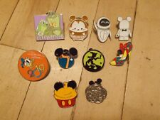 DISNEY PARKS 10 Disney Trading Pins Buttons