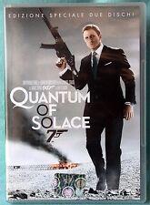 007 - QUANTUM OF SOLACE - DVD DOPPIO N.02109