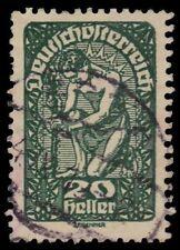 Austria Stamps 1945 Austria Local Leoben Ii Republik 50pf