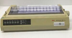 00034703 - OKI Microline ML 321 Elite Wide Carriage Dot Matrix Printer