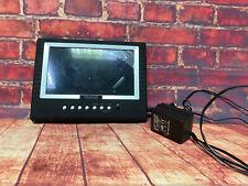 SilverCrest DT-32 Portable  mit integriertem DVB-T Tuner TV 18cm/7 Zoll