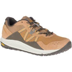 Merrell Men Nova Traveler Casual Sneakers Vibram J135279 Sz 12