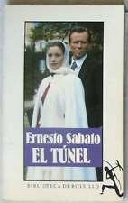 EL TUNEL - ERNESTO SABATO - BIBLIOTECA DE BOLSILLO - ED. SEIX BARRAL 1990 - VER