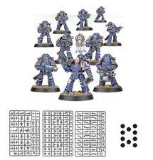 Space Marine Legion MKIII TACTICAL SQUAD Horus Heresy 30K