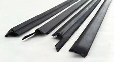 FRONT DOOR RUBBER WEATHER STRIPS 4PCS SET FOR NISSAN NAVARA D21 SINGLE DUAL CAB