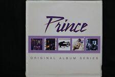 Prince – Original Album Series - 5 x CD 2012 Reissue    (C803)