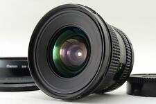 【B- Good】 Canon New FD NFD 20mm f/2.8 MF Wide Angle Lens w/Hood From JAPAN #2802