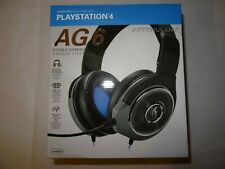 PDP Afterglow AG6 Sony Playstation 4 Headset Black