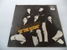 THE DAVE CLARK FIVE--PICTURE SLEEVE~ (AT THE SCENE)--PS- HTF