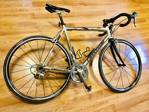 Cannondale CAAD9 R5 56cm Road Bike 2008 Made in USA 105 Components