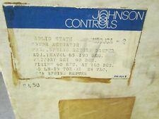NEW OLD STOCK JOHNSON CONTROLS M80JCA-2