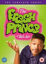 The Fresh Prince Of Bel-Air The Complete series 1, 2, 3, 4, 5 & 6 DVD Box Set