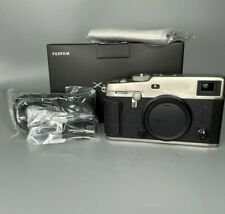 Fujifilm   NEW X-Pro3 26.1 MP Mirrorless Interchangeable Lens Camera   BLACK