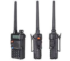 WALKIE TALKIE RICETRASMITTENTE FM Radio UV-5R VHF/UHF BAOFENG DUAL BAND