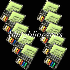 10 Boxes Dental Endo Stainless Steel Spreaders Files Hand Files 25 Mm 15 40