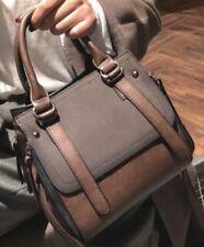 Bucket bag fashion shoulder bag -Brown Color