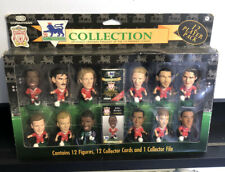 More details for boxed vintage corinthian 12 football figures liverpool fc 1995/1996 squad