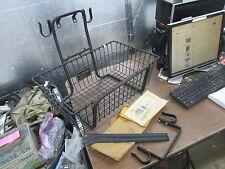 Part Time Products Front Carrier Basket w/ Gun Rack & Hardware Honda 1983 ATC110