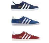 Adidas Gazelle OG Originals Suede Leather Mens Trainer Shoes Retro Casual