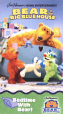 Bear in the Big Blue House - Volume 8 VHS The Big Sleep And to All a Good Night