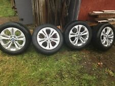 Genuine Bmw X1 F48 Wheels R17 Ronals With Tyres In Perfect Used Condition