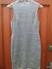 Ladies Topshop Grey Dress UK Size 6 New with Tags RRP  £34