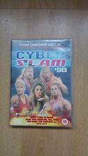 ECW DVD Cyber Slam 98 1998 Jerry Lynn, Al Snow, Bam Bam Bigelow, Taz, RVD, Storm