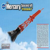 Dragon Plastic Diecast Model #50384 1:72 Mercury Spacecraft Freedom 7