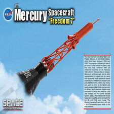 Dragon Plastic Diecast Model #50384 1:72 Mercury Spacecraft Freedom 7