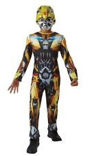 Rubie's Official Transformers The Last Knight Bumblebee Childs Costume Medium 5