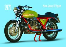 cartes postales moto lot Moto Guzzi V7 Sport