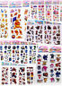 TEACHER STICKERS WHOLESALE ! 3D PVC PUFFY KIDS SCRAPBOOKING & PAPER CRAFTS PARTY