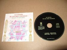 La Espana  De Las Tres Culturas cd 18 tracks 1992  EX CONDITION