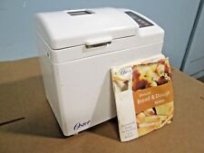 """Oster Model 4811"" Counter Top Deluxe Bread And Dough Maker 120V, 1Ph"