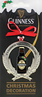 Guinness Bottle And Barley Christmas Tree Decoration