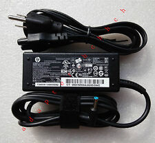 New Original Genuine OEM 65W AC/DC Adapter for HP Chromebook 14-070nr,709985-002