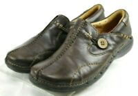 Clarks Unstructured $90 Women's Comfort Loafers Size 7 Brown