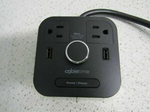 Brandstand CubieTime Single Day Alarm Clock